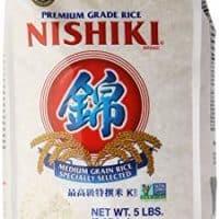 Nishiki Medium Grain Rice, 5 lb