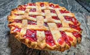 Best Homemade Cherry Pie