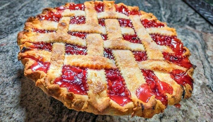 Best Homemade Cherry Pie