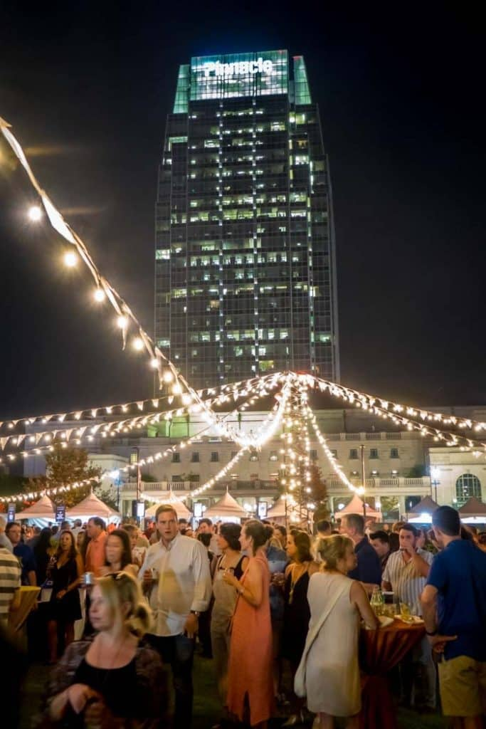 Nashville's Music City Food + Wine Festival: Harvest Night