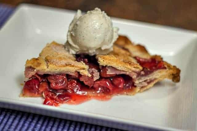 The Best Homemade Cherry Pie