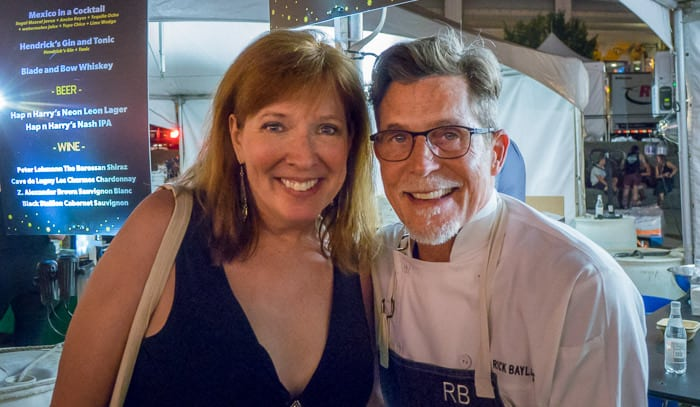 That Susan Williams and THE Rick Bayless