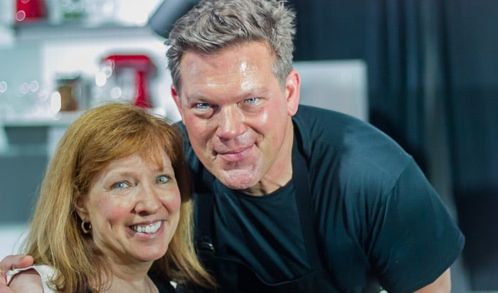 Tyler Florence and Stalker