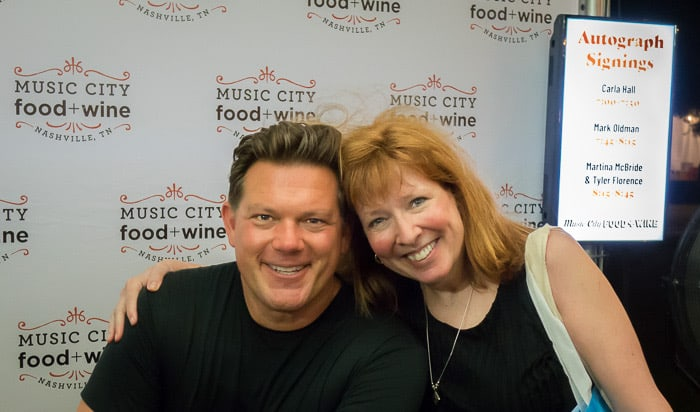 Tyler Florence Calling for Security