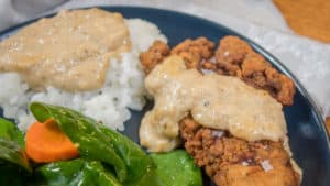 Chicken Fried Venison Steak aka Chicken Fried Bambi